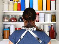 Eating Better by Shopping Well: What's In Your Cupboard?