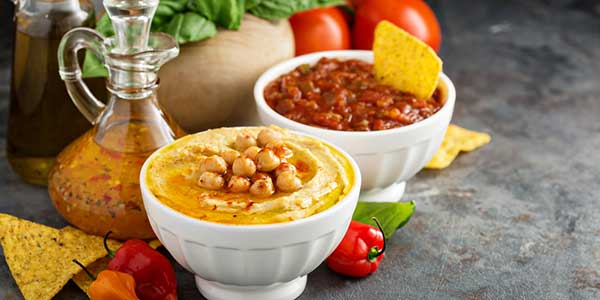 Which is Healthier: Hummus vs. Salsa