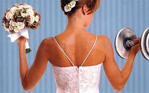 Maintaining Your Wedding Weight