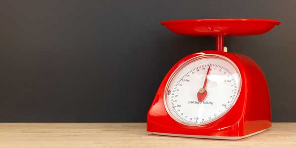 Looking to Lose Weight? Why You Should Use a Food Weight Scale