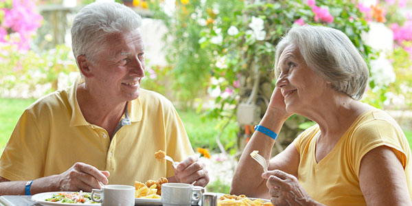 Elderly Food and Nutrition: Healthy is Key