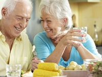 Senior Health: It's Not Just Bland Food Anymore