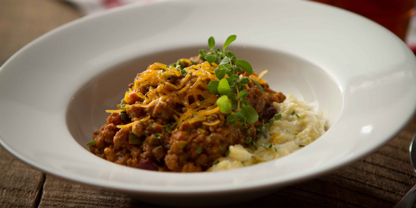 Warm up this winter with our Turkey and Beef Chili Recipe