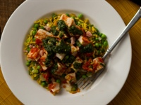 Entice Your Taste Buds with BistroMD's Arroz Con Pollo