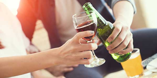 The Effects of Alcohol: What to Drink without Gaining Weight