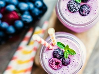 Flavorful Summer Drinks for Healthy Snacking