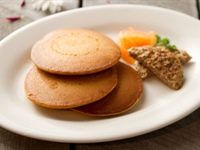 """Sweeten"" Your Day with BistroMD's Cinnamon Sweet Potato Pancakes"