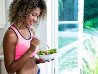 The Correlation Between Healthy Eating Habits and Exercise