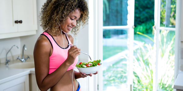 Healthy Eating Habits and Exercise: Correlation Between the Two