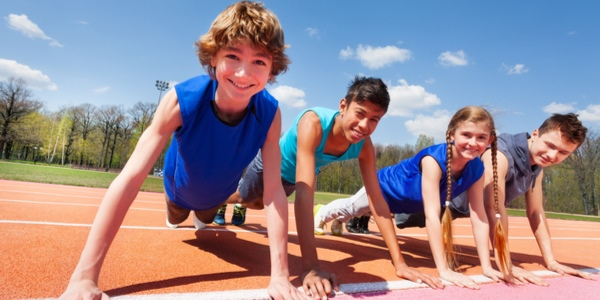 Simple Ways to Encourage Your Kids to Get Active
