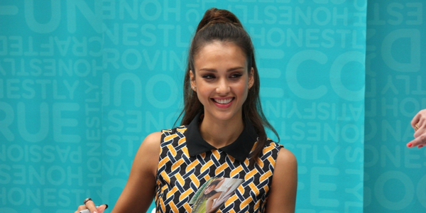 The Jessica Alba Diet: The A-List Approach to a Healthy, Hollywood Figure