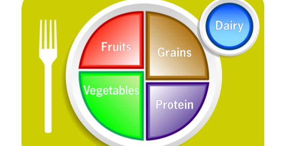 USDA Nutrition: What's The Meaning Behind My Plate?