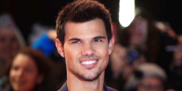 Taylor Lautner Diet and Workout Plan to Build Muscle