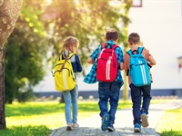 Walking to School: What Are the Health Benefits for Kids?