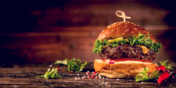 Healthy Homemade Burger Recipe