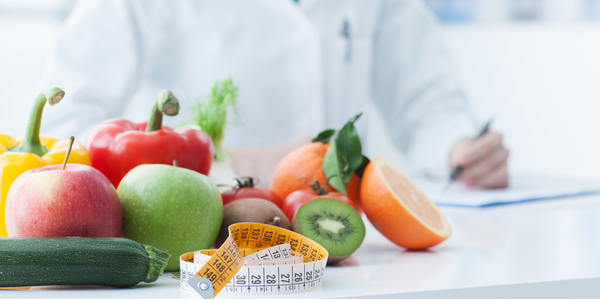 Good Nutrition Leads to Steady Weight Loss