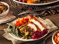 6 Tips to Not Overeat this Thanksgiving