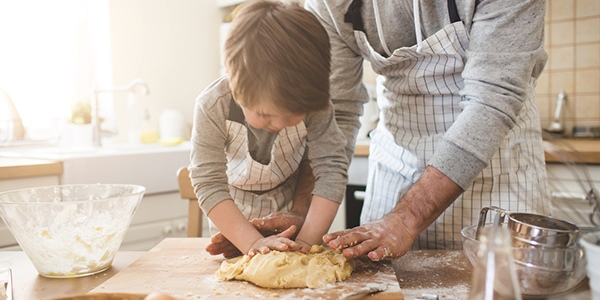 Why Your Child Should Help Prepare Meals