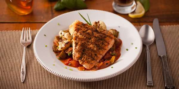Recipe: Blackened Salmon