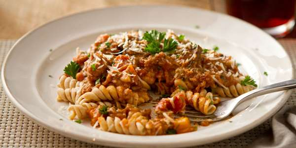 Recipe: Turkey Bolognese