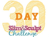 30 Day Slim and Sculpt Fitness Challenge