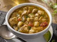 Hatch Green Chile & Pork Stew Recipe