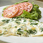 Easy Eggs and Greens