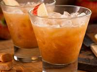 The Golden Apple Drink Recipe