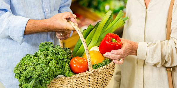 Senior Nutrition and Weight Loss Guide