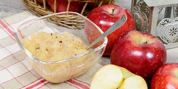 3 Healthy Homemade Applesauce Recipes