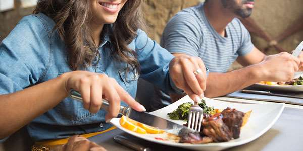Ten Restaurant Tips for Making Healthier Choices