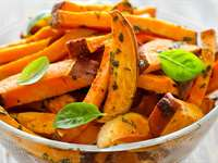 7 Healthy and Delicious Homemade Sweet Potato Fries Recipes