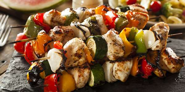 Citrus Marinated Shish Kabobs Recipe