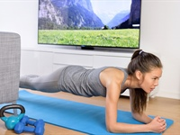 7 Simple Commercial Break Workouts