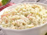 Greek Yogurt Coleslaw