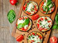The Best Low-Carb Eggplant Pizzas You Can Make at Home
