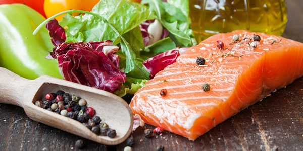 A Mediterranean Diet for Good Heart Health