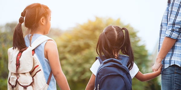5 Healthy Tips for Back to School