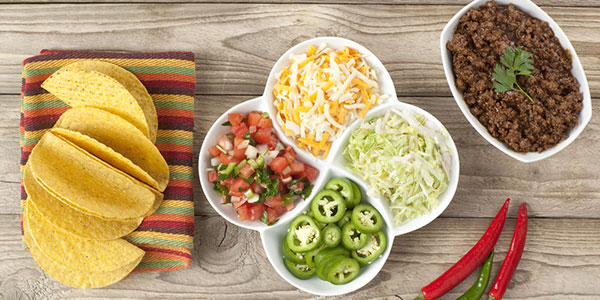The Best Taco Bar Toppings