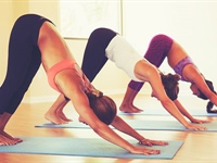 5 Yoga Poses for More Energy