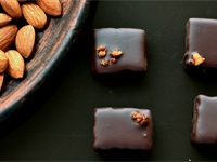 Healthy Almond Joy Candy Bars