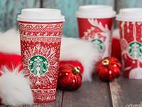 Healthy Holiday Drinks at Starbucks