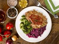Purple Cabbage and Apple Slaw Recipe