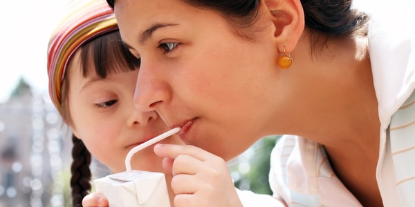 Healthy Eating Habits for Children with Down Syndrome
