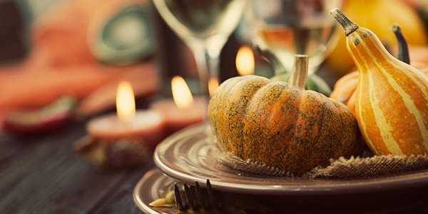 15 Tips for a Happy Healthy Thanksgiving