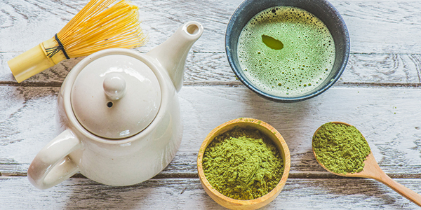 The 7 Super Herbs that Promote Weight Loss and Fight Stress