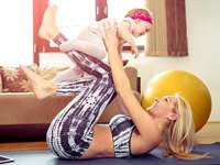 8 Postpartum Exercise Tips