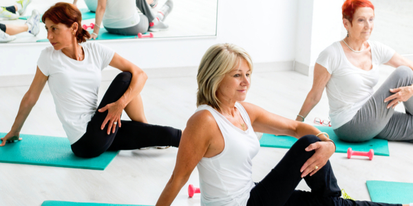 7 Ways to Exercise During Menopause