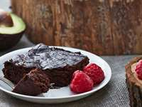 Healthy & Fudgy Avocado Brownie Recipe