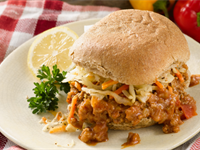 Simple & Healthy Sloppy Joes Recipe